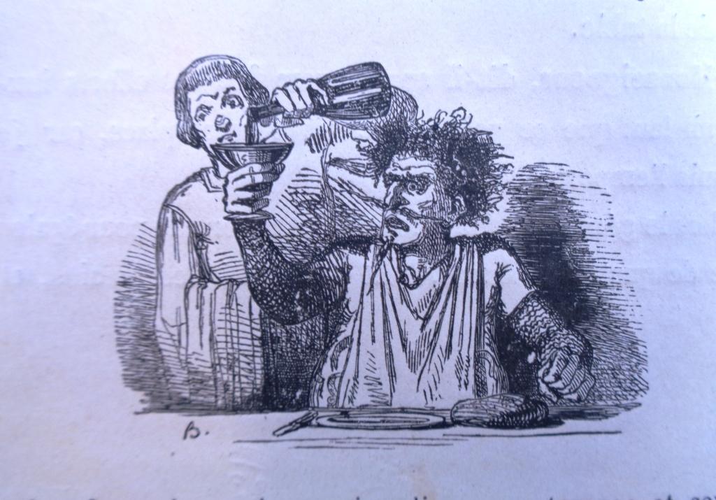 Александром Дюма «Медовая каша графини Берты» La Bouillie de la comtesse Berthe (фр. яз.)