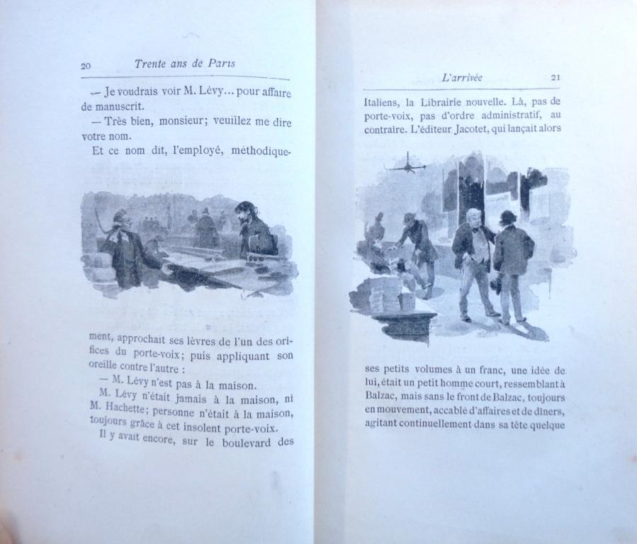 Trente ans de Paris. À travers ma vie et mes livres (фран. яз.)